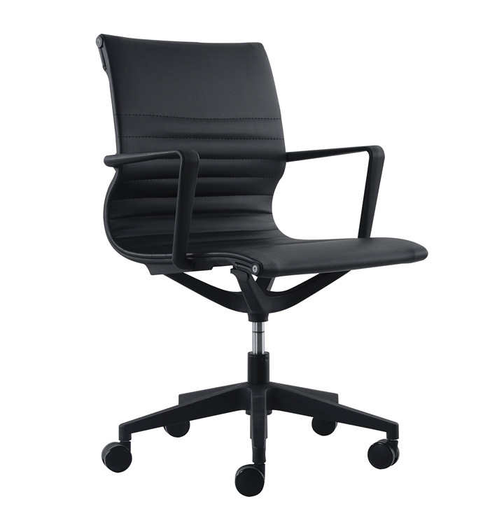 Eurotech Kinetic Setu Office Chair in Black Vinyl