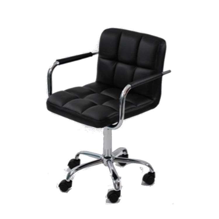 Fine Mod Studio Office Chair, Black