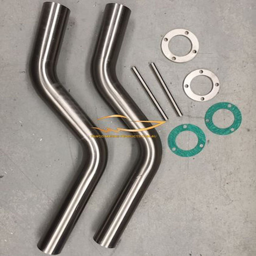 Water Cooled Exhaust Pipes SS