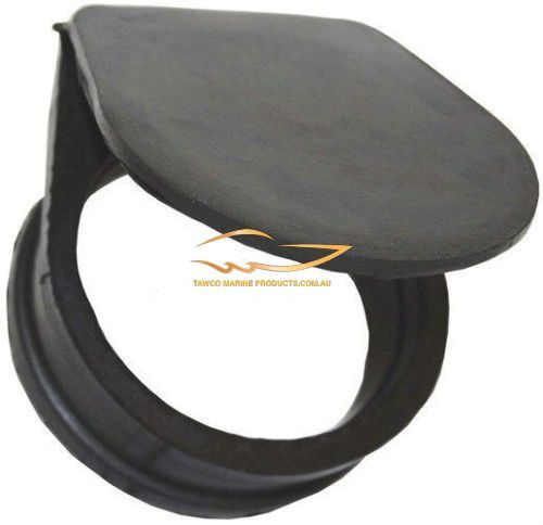 Exhaust flap clamp on style
