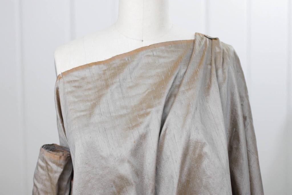 Sage Silk Dupioni