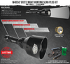 Wicked Lights W403iC White Scan Plus Night Hunting Light Kit for hog, coyote, and predators