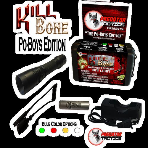 Predator Tactics: Po-Boys Edition (4 LED Kit)