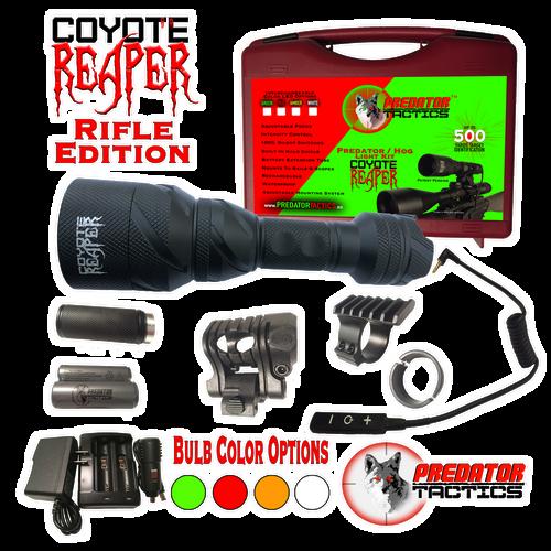 Predator Tactics: The Coyote Reaper- Rifle Edition (4 LED Kit)