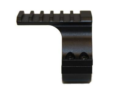 Wicked Lights - Shooting Light Picatinny Rail Mount for 1 inch or 30mm Scopes W001