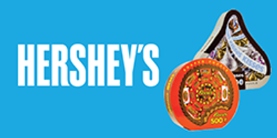 MasterPieces Hits Sweet Spot in Deal with HERSHEY'S Candy Brands