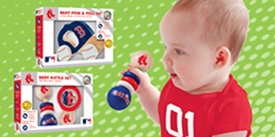 MasterPieces Puts Together Team of Sports Licenses  for Major League Entry to Baby-Child Market