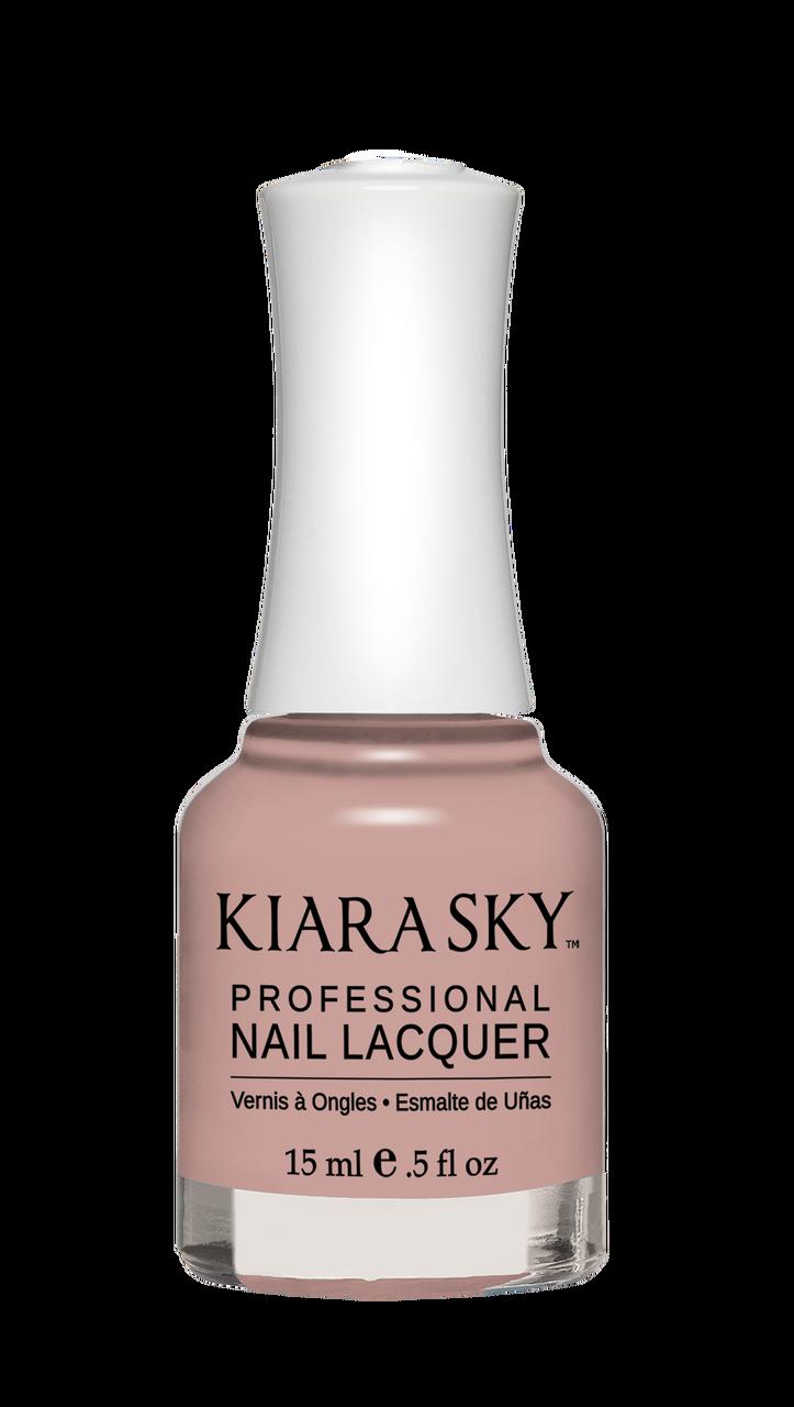 NAIL LACQUER - N567 ROSE BON BON - Kiara Sky Professional Nails Ireland