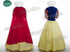 Disney Snow White and the Seven Dwarfs Cosplay, Princess Costume Renaissance Dress