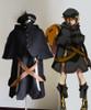 BlazBlue: Continuum Shift II Cosplay, Makoto Nanaya Costume Set