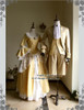 Front View (Ivory + Golden Ver.) (lady outfit: DR00181)