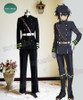 Seraph of the End: Vampire Reign/ Owari no Serafu Cosplay, Hyakuya Yuichiro Uniform Set