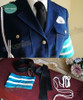 Tenkuu Shinpan / High-rise Invasion Cosplay, Yuri Honjou Police Officer Uniform Costume