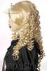 Last Chance: Victorian Lolita/Aristocrat Gothic:Small Vertical Curls Coil Wig*Blonde