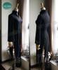 One Punch Man Cosplay, Terrible Tornado Black Dress Costume