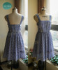 Wizard of Oz (1939 Film) Cosplay, Dorothy Maid Costume Set