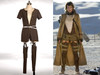 Resident Evil Cosplay, Alice Costume Outfit