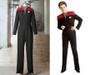 Star Trek: Voyager Cosplay, Captain Kathryn Janeway Costume Uniform