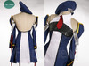 Blazblue: Calamity Trigger Cosplay, Noel Varmillion Costume Set
