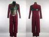 Devil May Cry Cosplay: Dante's Dark Red Corduroy Costume Set