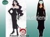 [FullMetal Alchemist Cosplay] Lust's Costume Set
