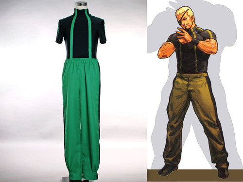 The King of Fighters Cosplay, Ramon Costume