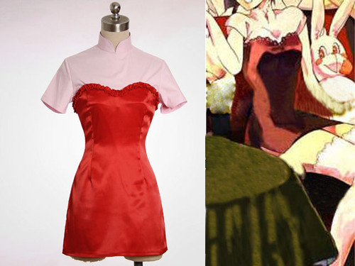 D.Gray Man Cosplay, Lenalee Date Outfit