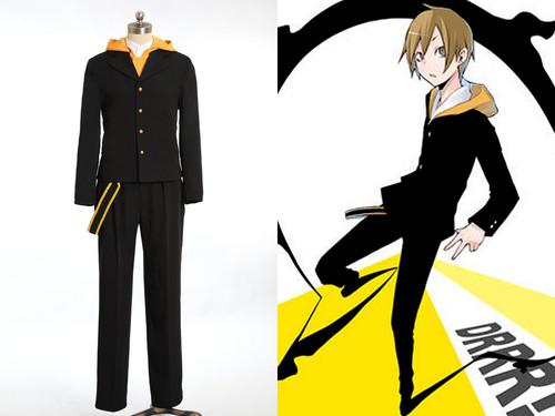 DuRaRaRa!! Cosplay, Masaomi Kida School Uniform Set
