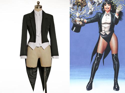 Magician Costume Tuxedo Suit