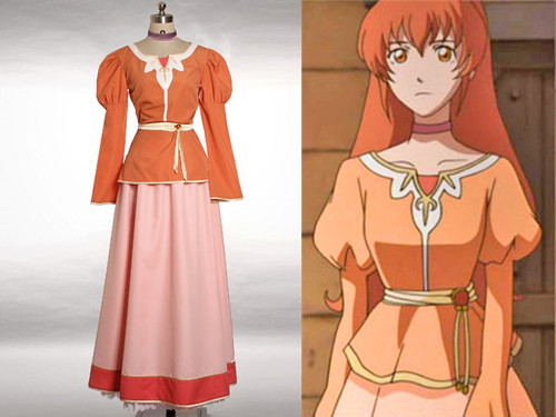 Romeo X Juliet Cosplay, Juliet Costume Set