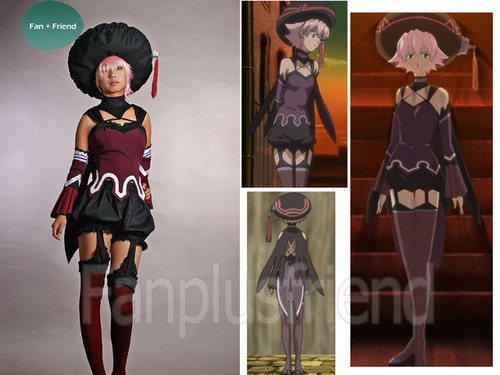 Shino Costume Set, the .hack // G.U. Cosplay