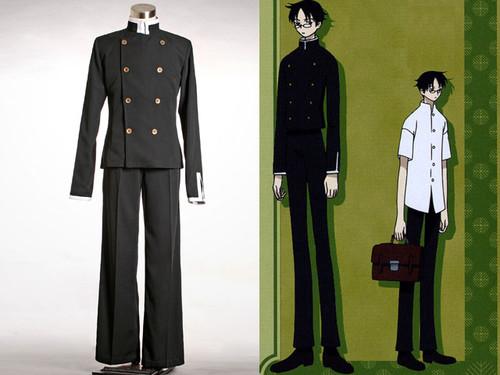 XXXHolic Cosplay, Kimihiro Watanuki School Uniform Set