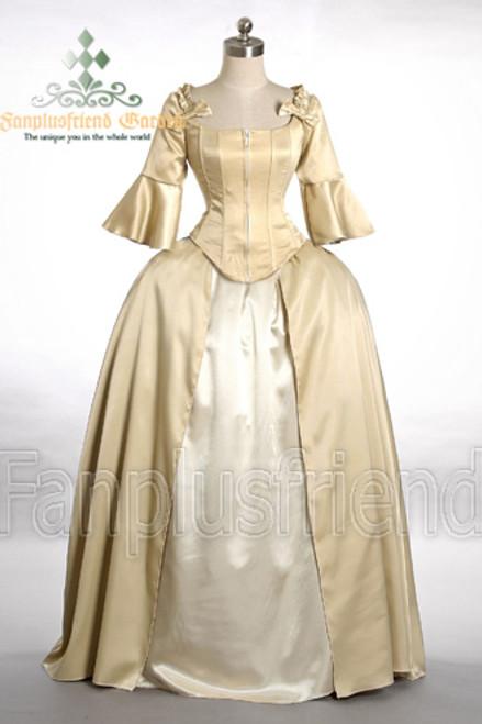 Rococo/Baroque 18th Century Clothing Renaissance Costume Gold Period ...