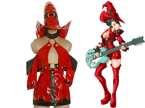 Guilty Gear Cosplay, I-no Costume Set