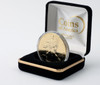 2011 Gold Plated Eagle in Velvet Box