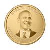 Barack Obama Presidential Commemorative Coin