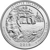 Wisconsin Apostle Island Quarter