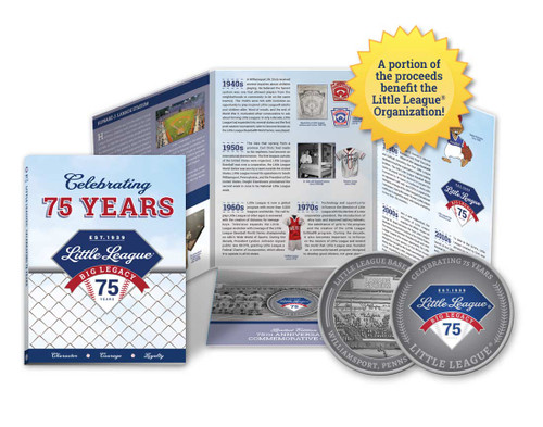 Little League® 75th Anniversary Legacy