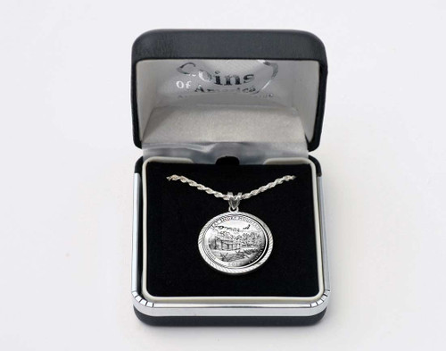 National Park Quarter Necklace