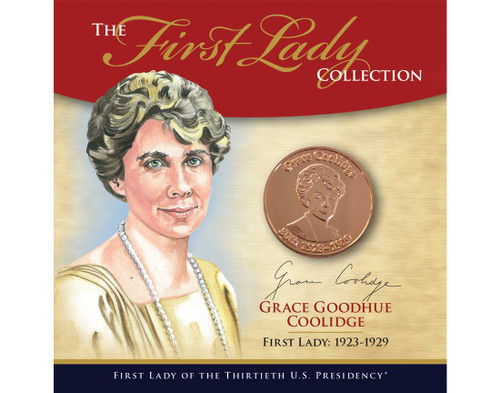 Grace Coolidge First Lady Collection - 30th Presidency