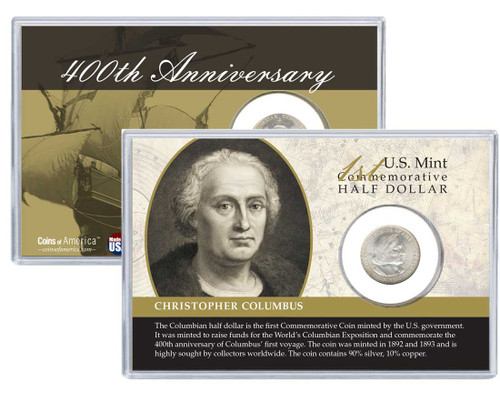 Columbian Exposition Half Dollar Commemorative
