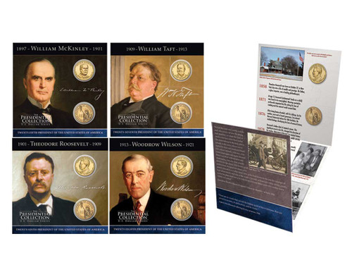 2013 Presidential $1 Coin Collection Annual Pack