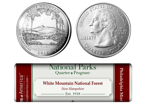 Perry's Victory and International Peace Memorial P Mint Quarter Roll