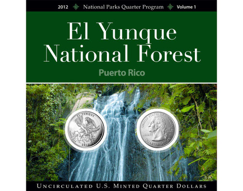 El Yunque National Forest Quarter Collection