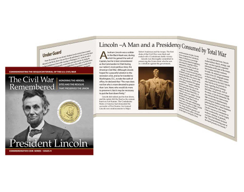 The Civil War Remembered-Lincoln