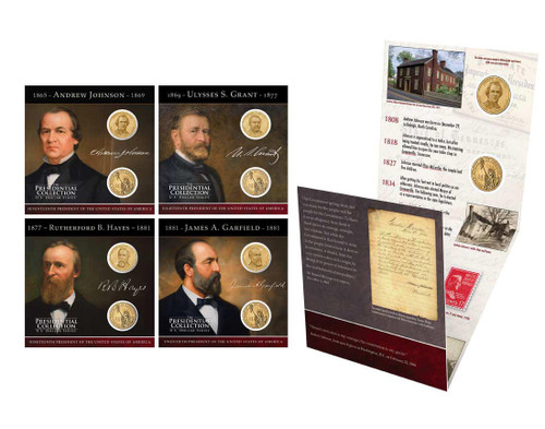 2011 Presidential $1 Coin Collection Annual Pack