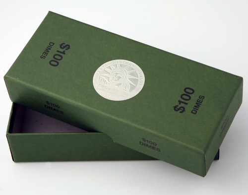 Dime Roll Collector Box