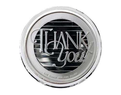 Thank-You Commemorative Coin