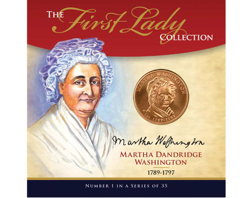 Martha Washington First Lady Collection