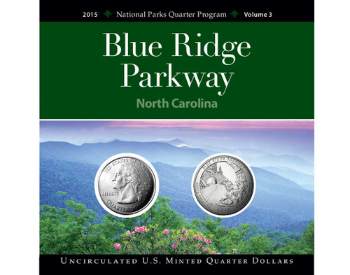 Blue Ridge Parkway Quarter Collection